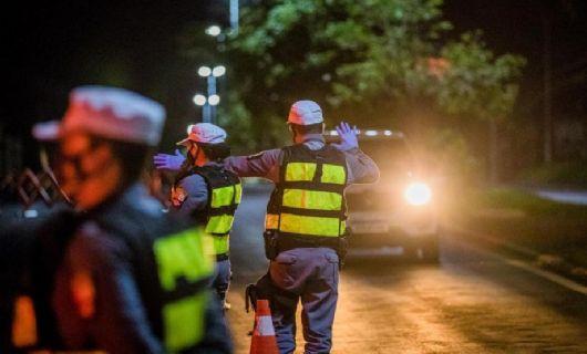 Operação Dispersão IV identificou 37,6 mil pessoas em situação flagrante de aglomeração em MT (Crédito: : Christiano Antonucci/Secom-MT)
