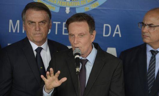 Revés de Marcelo Crivella é ápice de derrota bolsonarista (Crédito: Thomaz Silva/ Agência Brasil)