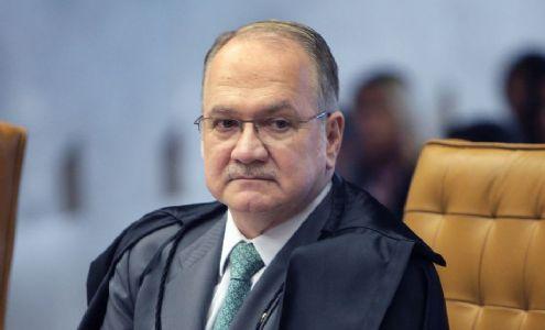 Ministro Fachin levará ao plenário denúncia contra presidente da Câmara dos Deputados