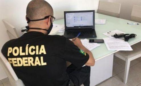 Emanuel Pinheiro será investigado pela PF por disseminar Fake News e TRE manda tirar propaganda da TV (Crédito: Reprodução/PF)