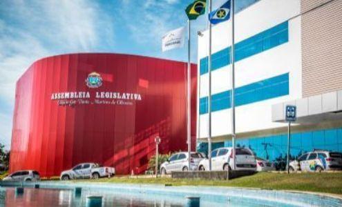 A caixa-preta da ALMT (Crédito: Divulgação/ALMT)
