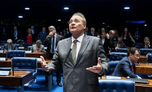 Renan Calheiros será relator da CPI da Covid (Crédito: Agência Senado)
