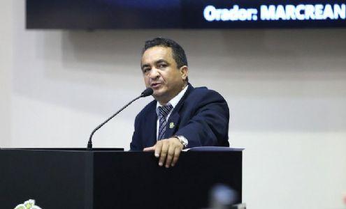 Vereador Marcrean é flagrado fazendo boca de urna em Cuiabá (Crédito: Ângelo Varela/ALMT)