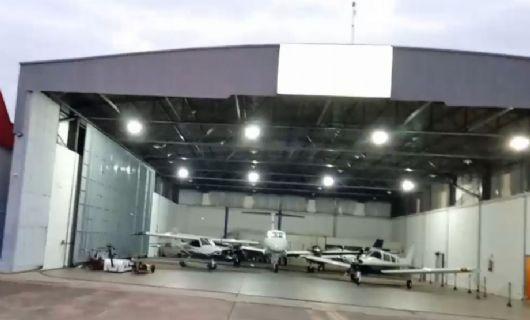 PF apreende 10 aeronaves e prende 38 pessoas em nove estados em megaoperação contra o tráfico de drogas (Crédito: Divulgação/PF)