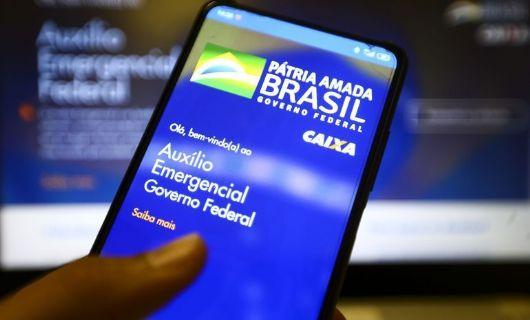 Trabalhadores nascidos em julho podem sacar auxílio emergencial (Crédito: Marcelo Camargo/Agência Brasil)