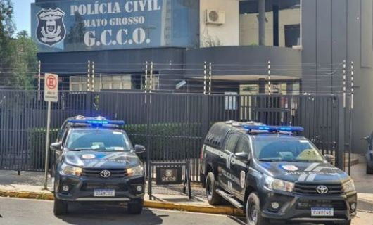 Polícia Civil prende mulher envolvida em roubos de cargas e caminhões na região sul de MT (Crédito: Reprodução)