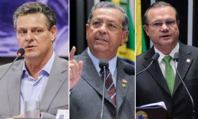 Jayme Campos, Carlos Fávaro e Fagundes votam pela cassação  do senador do dinheiro na cueca?