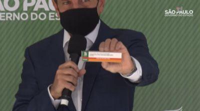 Butantan anuncia a ButanVac, vacina contra a covid 100% brasileira