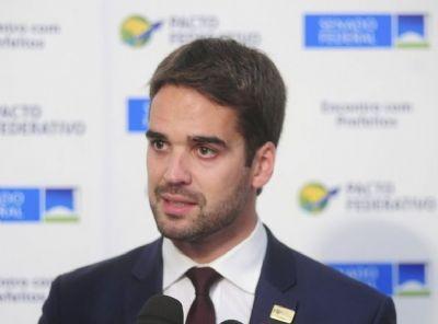 Governador Eduardo Leite lança pré-candidatura à Presidência