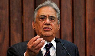Arrependido: FHC diz sentir 'certo mal-estar' por não ter votado contra Bolsonaro