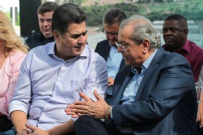 Os Campos, Fagundes e Botelho vão dar apoio a Emanuel Pinheiro no segundo turno?