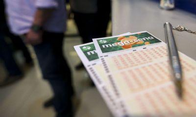 Mega-Sena acumula e prêmio pode chegar a R$ 42 milhões