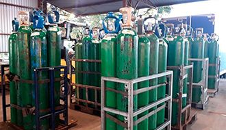 DPU pede que gestão e distribuição de oxigênio medicinal sejam centralizadas no Supremo