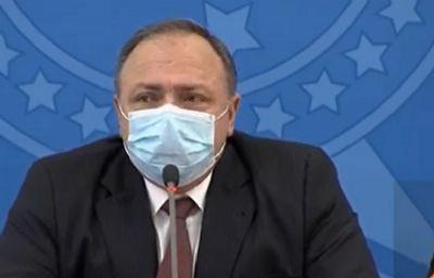Ministério da Saúde vai comprar 100 milhões de doses da CoronaVac, diz Pazuello