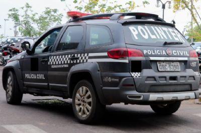 Ex-policial militar com diversas condenações e foragido da Justiça é localizado e preso na Capital