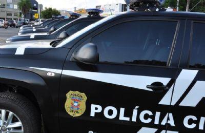 PJC cumpre 33 mandados contra membros de facção em Rondonópolis
