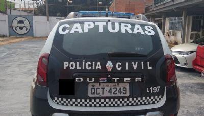 Foragidos por crimes como homicídio, roubo, tráfico e associação criminosa são presos em Cuiabá e VG