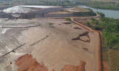 Ager multa empresas sem plano de segurança de barragens