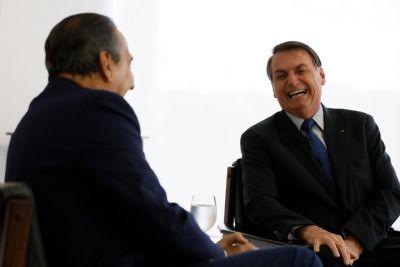 Popularidade de Bolsonaro no RJ cai para 28%