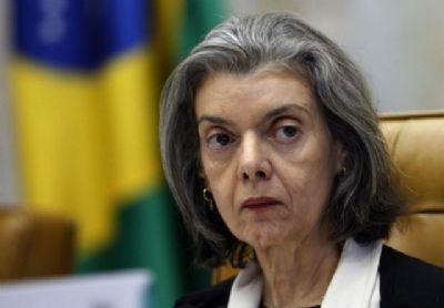 Ministra Cármen Lúcia pede informações ao governo sobre monitoramento de parlamentares e jornalistas