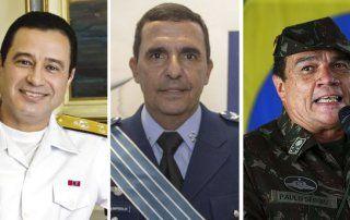 Os novos comandantes escolhidos, entre eles o general que criticou Bolsonaro comandará o Exército