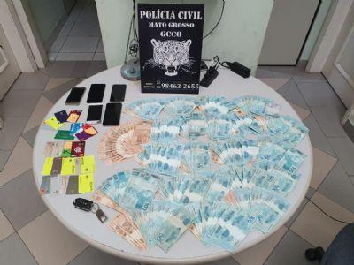 Polícia Civil prende integrantes de associação criminosa envolvida em golpes da OLX