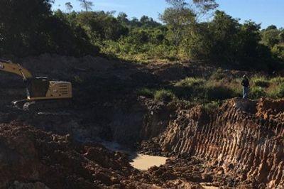 MPMT aponta inconstitucionalidade de PLC de Avalone que autoriza mineração em Reserva Legal