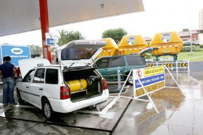 Fornecimento de GNV deve ser restabelecido ainda nesta segunda-feira, diz governo