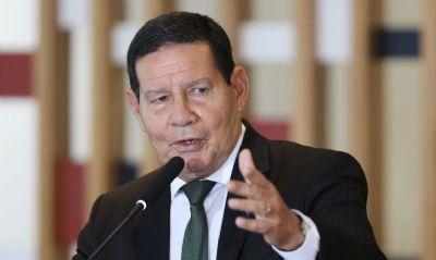 Vice-presidente testa positivo para covid-19