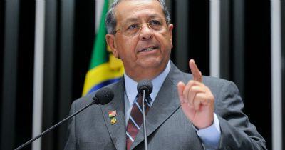 Senador Jayme Campos está na lista dos dez parlamentares mais ricos do Brasil