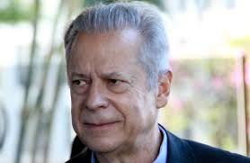 O MPF pede condenação de José Dirceu por lavagem de dinheiro