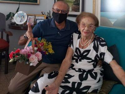 Morre em Cuiabá a matriarca da família Campos, vítima de covid-19
