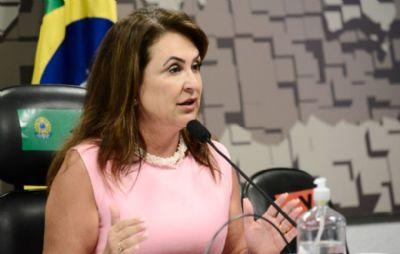 Kátia Abreu sobre Araújo: