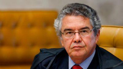 Ministro Marco Aurélio critica decisão de Nunes Marques