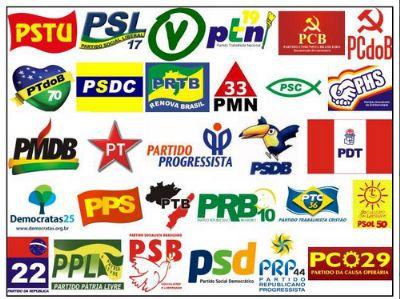 VEJA O NÚMERO DE PREFEITURAS CONQUISTADAS PELOS PARTIDOS NO BRASIL
