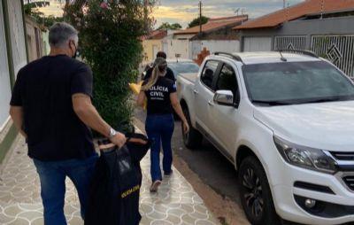 Ex-diretora financeira da Limpurb é presa; Polícia apura desvio de R$ 1,4 milhão
