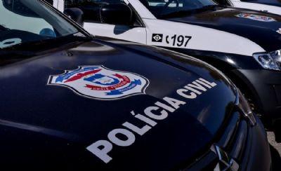 Operação Apocalipse apreende sete quilos de drogas em casa de suspeito responsável pela distribuição de entorpecentes na região