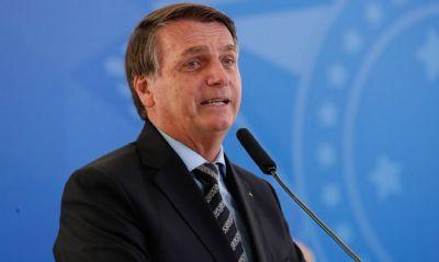 Bolsonaro anuncia troca do presidente da Petrobras e indica o general Joaquim Silva e Luna