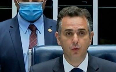 Pacheco sobe o tom e cobra ''coordenação do presidente da República''