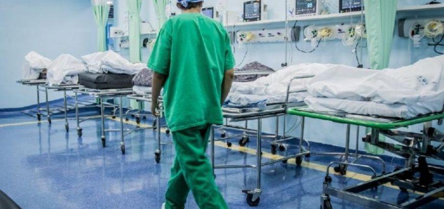 Hospital Estadual Santa Casa faz mutirão de cirurgias eletivas (Crédito: Christiano Antonucci/Secom MT)
