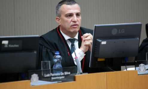 Desembargador pede informações ao CCC antes de decidir sobre prisão de Antônio Monreale Neto (Crédito: TJMT)