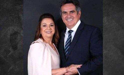 """Mãe do """"ministro"""" Ciro Nogueira deve assumir sua vaga no Senado Federal (Crédito: Reprodução)"""