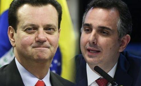 Rodrigo Pacheco deixa o DEM e  filia-se ao PSD pra disputar a Presidência da República (Crédito: Reproduções)