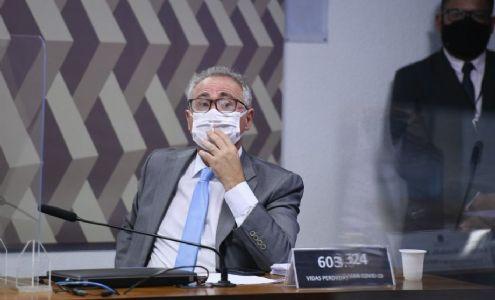 Para Renan Calheiros, o CFM teve ação criminosa (Crédito: Reprodução)