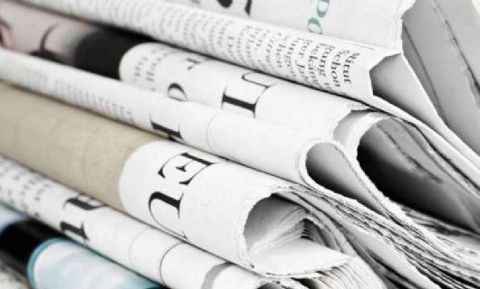Veja aqui as manchetes dos jornais desta terça-feira (Crédito: Reprodução)