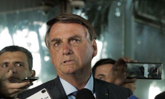 Bolsonaro já admite que Lula e Ciro Gomes podem disputar o segundo turno em 2022 (Crédito: Reprodução)