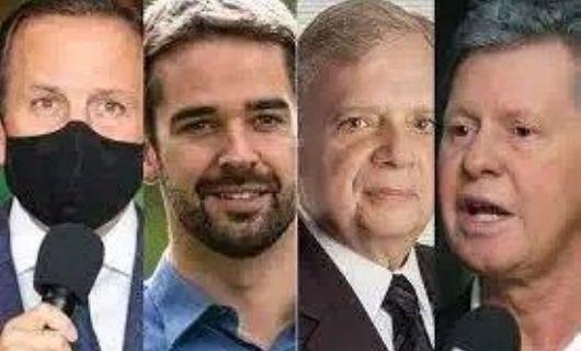 Prévias do PSDB para presidente têm quatro candidatos (Crédito: Reprodução)