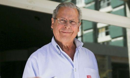 Pena de José Dirceu foi perdoada após indulto natalino assinado por Dilma Rousseff (Crédito: Marcelo Camargo/Agência Brasil)