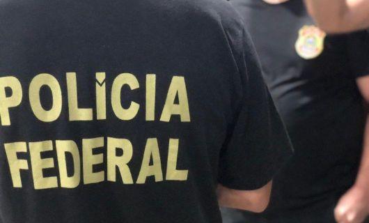 Chefe de facção e comparsas são presos em Rondonópolis em ação conjunta da PRF e PF (Crédito: Divulgação/PF)