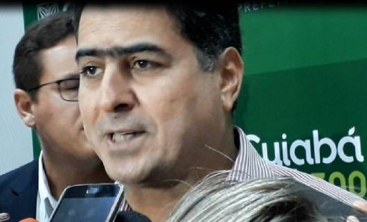 UNASUS acusa Emanuel Pinheiro de interferência política no MS para ameaçar servidores (Crédito: Arquivo/Jô Navarro)
